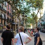 Passeig de Born, Barcelona