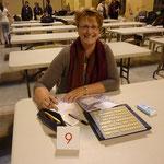 Anne, 9ème et 1er Grand Prix de sa vie de scrabbleuse