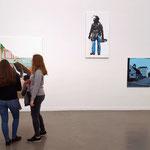 schön falsch leben - Jahressausstellung des BBK Hamburg - Kunsthaus Hamburg 2017
