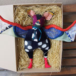 Pete(plump bat) birthday;9/10