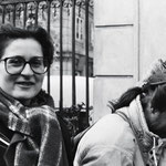 Geschafft: Julia Arnold auf dem Botschaftsgelände