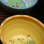 Kinder - Keramikschüsselchen 14,- €