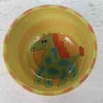 """Kinder - Keramikschüssel """"Wunderpferdchen"""" / Artikel - Nr. 5201/ 14,- €"""