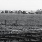 Dann: deutsch - deutsche Grenze 1989 nach Gutenfürst.