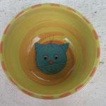 """3Kinder - Keramikschüssel """"Minka"""" / Artikel - Nr. 5202/ 14,- €"""