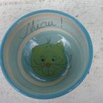 "Kinder - Keramikschüssel ""Tinka"" / Artikel - Nr. 5206/ 14,- €"