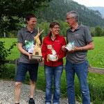 G50m Bezirksfinal 2017 - Corsin C., Yvonne M., Corsä D.