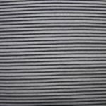 Streifen jeansblau hellblau
