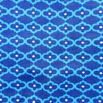 Rauten blau