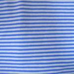 Streifen blau grau