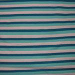 Streifen dunkelblau-hellblau-weiss