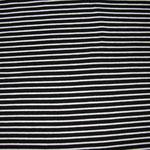 Streifen schwarz weiss