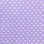 Sterne auf lila