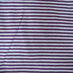 Streifen violett weiss