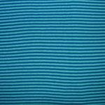 Streifen hellblau türkis