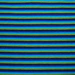Streifen dunkelblau-hellblau-lime-schwarz