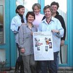 Das Team bei artur-atelier