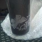 Vase Schmetterling 1/2