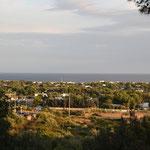 Panoramaansicht von San Pietro in Bevagna