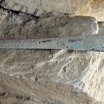 Dague en bronze. Crédit : Ministry of Culture and Sports, Greece