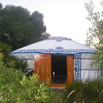 La Yurta mongola