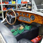 Dieser ist einer von etwa 135 bislang gebauten Rennwagen...
