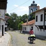Le vieux quartier de Karlovo