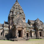 Le temple de Phanom Rong