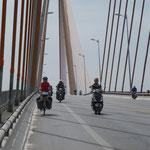 Et un pont de 3 km pour le traverser