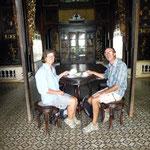 Thé entre amants chez l'Amant (de Marguerite Duras) à Sadec