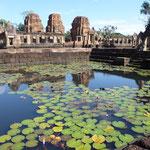 Muang Tam et ses bassins aux lotus