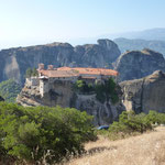 Le monastère de Varlaam