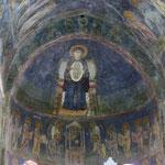 Fresque de Ste Sophie à Ohrid