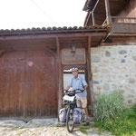 Davant notre porte à Koprovishtistsa