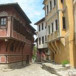 Vieille rue de Plovdiv