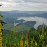 Le lac de Dospat