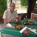 Décoiuverte du Kavarma,  plat traditionnel bulgare