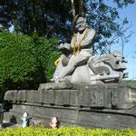 Le patron des motards thaïs
