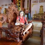 Les Vietnamiens aisés aiment les meubles confortables