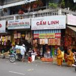 Dans le quartier chinois de Saïgon