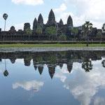 La magie d'Angkor, de ses temples, de ses forêts, de ses sculptures, en vrac