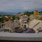 Le théâtre antique de Plovidv