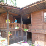 Notre maison à Koprovishtistsa