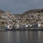 Ermoupolie sur Syros