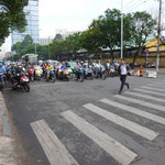 Le piéton de Saïgon