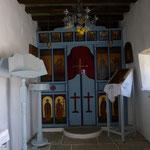 L'une des innombrables chapelles de Siphnos