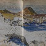 Les falaises blanches de Milo