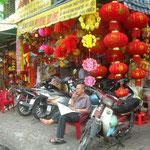 Cholon, quartier chinois de Saïgon