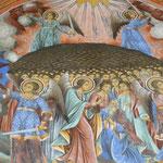 Fresques du monastère de Rila