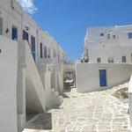 Le village de Kastro sur Siphnos